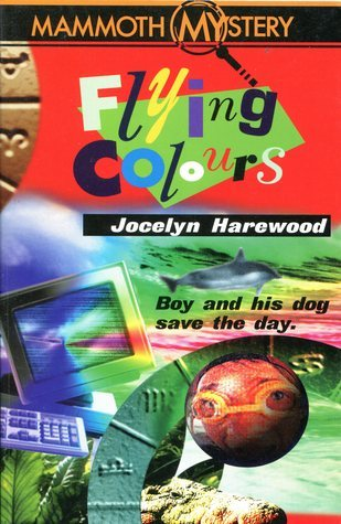 Flying Colours  by  Jocelyn Harewood