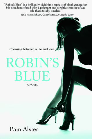 Robins Blue  by  Pam Alster