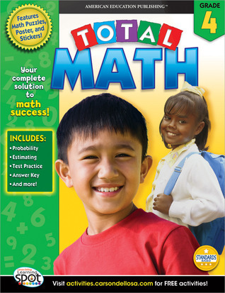 Total Math, Grade 4  by  American Education Publishing