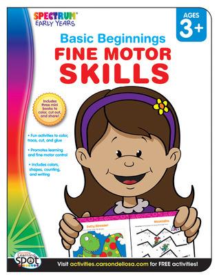 Fine Motor Skills, Grades Preschool - K  by  School Specialty Publishing