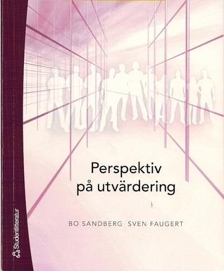 Perspektiv på utvärdering  by  Bo Sandberg
