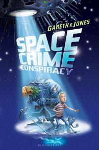 Space Crime Conspiracy  by  Gareth P. Jones
