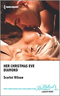 Her Christmas Eve Diamond  by  Scarlet Wilson