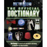 Doctor Who The Official Doctionary  by  Justin Richards