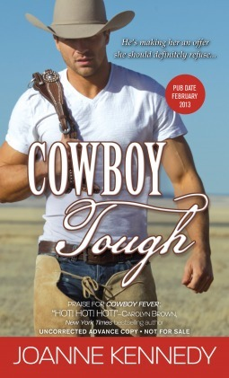 Cowboy Tough Joanne Kennedy