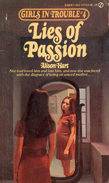 Lies of Passion  by  Alison Hart