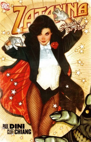 Zatanna, Vol. 2: Shades of the Past  by  Paul Dini