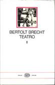 Teatro: Volume II  by  Bertolt Brecht