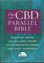 The CBD Parallel Bible  by  ChristianBook.com