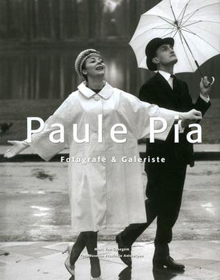 Paule Pia, Fotografe en Galeriste Marc Van Gysegem