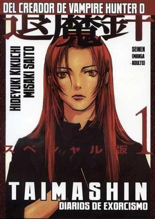 Taimashin: diarios de exorcismo Hideyuki Kikuchi