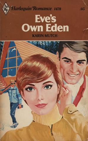 Eves Own Eden  by  Karin Mutch