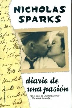 Diario de una Pasion Nicholas Sparks