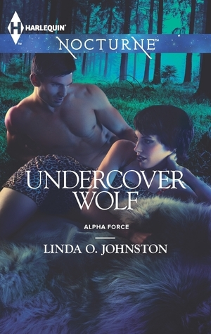 Undercover Wolf (Alpha Force #4)  by  Linda O. Johnston