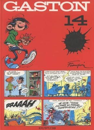 Gaston 14 (Gaston Définitive, #14) André Franquin