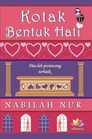 Kotak Bentuk Hati  by  Nabilah Nur