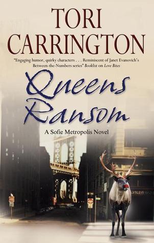 Queens Ransom  by  Tori Carrington