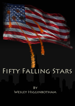 Fifty Falling Stars  by  Wesley Higginbotham
