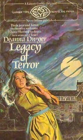 Legacy Of Terror  by  Deanna Dwyer