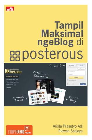 Tampil Maksimal ngeBlog di Posterous  by  Arista Prasetyo Adi