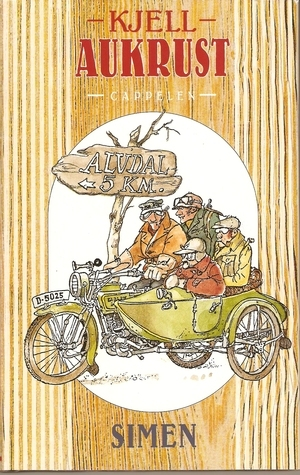 Simen (Alvdal-trilogien, #1)  by  Kjell Aukrust