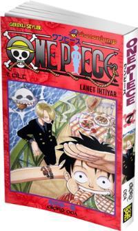One Piece: Lanet İhtiyar (One Piece, #7)  by  Eiichiro Oda