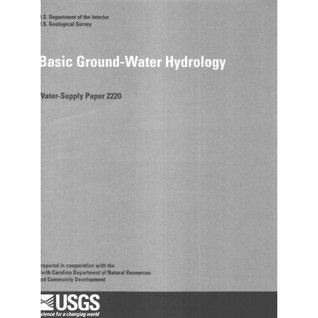 Basic Ground Water Hydrology  by  Ralph C. Heath