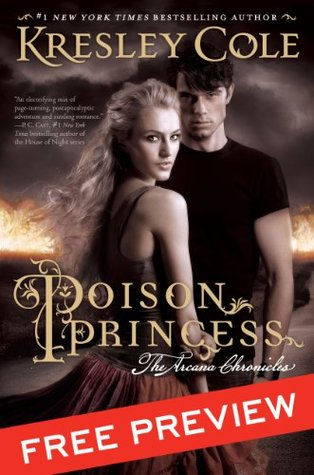Poison Princess: Free Preview Edition Kresley Cole