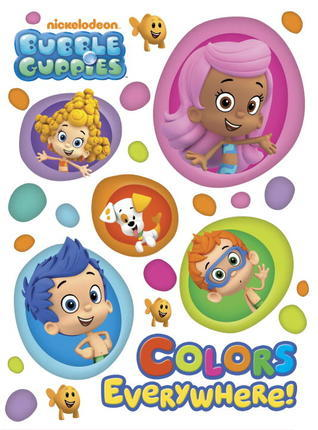 Colors Everywhere!  by  Nickelodeon