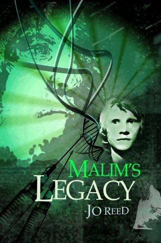 Malims Legacy (A Blood Dancers Novel #3) Jo Reed