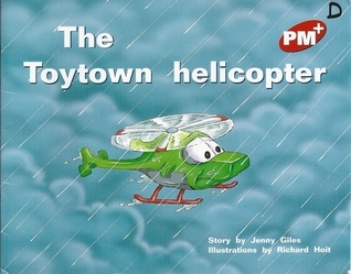 The Toytown Helicopter  by  Jenny Giles