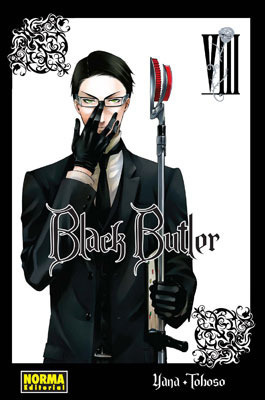 Black Butler vol. 8  by  Yana Toboso