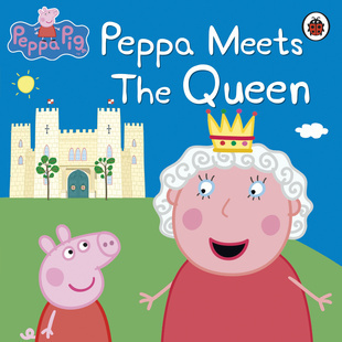 Peppa Meets The Queen  by  Neville Astley