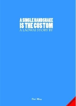 A Sinlge Handshake Is The Custom  by  didi ming