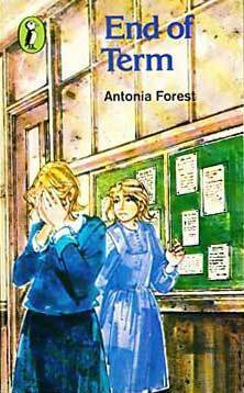 End of Term (The Marlows, #4)  by  Antonia Forest