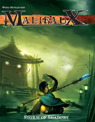 Malifaux Expansion Rulebook: Storm of Shadows  by  Wyrd Miniatures