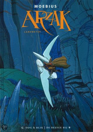Arzak  by  Mœbius