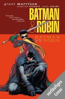 Batman & Robin 2: Batman vs Robin  by  Cameron Stewart