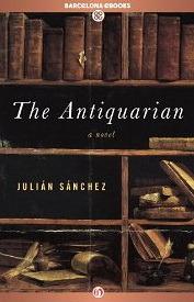 the art restorer Julián Sánchez