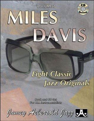 Miles Davis: Eight Classic Jazz Originals Jamey Aebersold