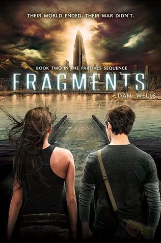 Fragments (Partials, #2)  by  Dan Wells