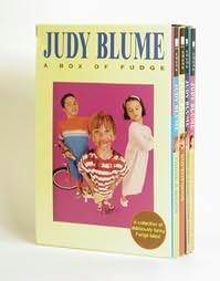A Box of Fudge Judy Blume