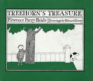 Treehorns Treasure  by  Florence Parry Heide
