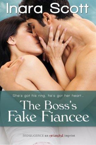 The Boss's Fake Fiancee  (Bencher Family #2)  by  Inara Scott