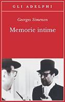 Intimate Memoirs: Including Marie-Jos Book Georges Simenon