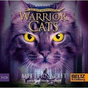 Warrior Cats: Die neue Prophezeiung - Mitternacht  by  Erin Hunter