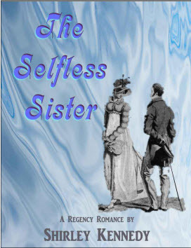 The Selfless Sister Shirley Kennedy
