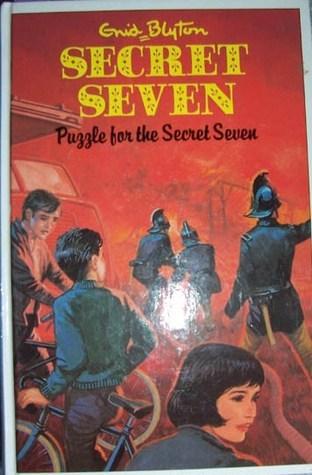 Puzzle For The Secret Seven (Enid Blytons The Secret Seven Series Iii) Enid Blyton