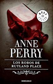 Los robos de Rutland Place  by  Anne Perry
