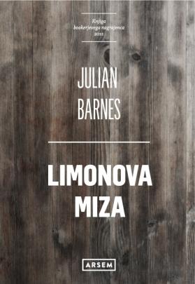 Limonova miza  by  Julian Barnes